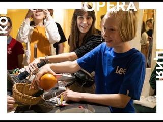 Презентация итоговых проектов Лаборатории «КоOPERAция-дети» 2021
